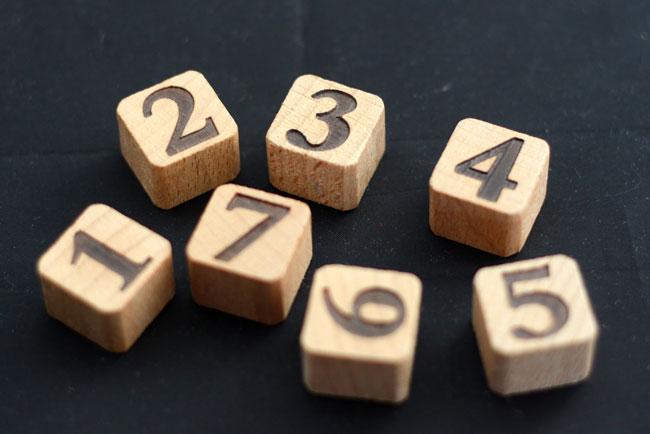 「1・3・5・7」どの数字が気になる? 選んだ数字でわかる人生の落とし穴