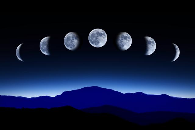 新月は緊張がピークに! 月のリズムに合わせて、ストレスと上手に付き合う方法