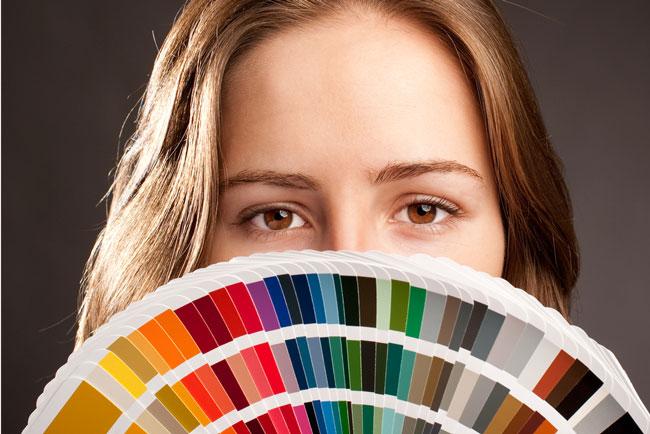 【カラー診断】赤、ピンク、茶、オレンジ黄、緑、青、紫、白、黒……選んだ色でわかる潜在意識