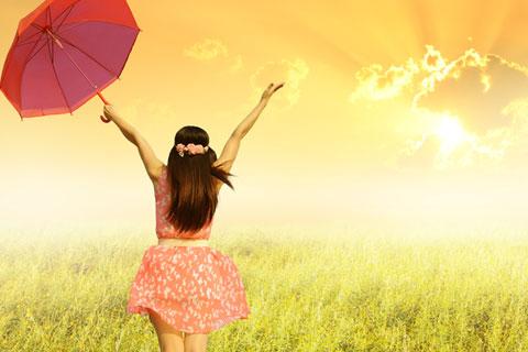 ストレス社会で生き抜くあなたに!気持ちをスッキリさせて、幸せを呼び込む方法