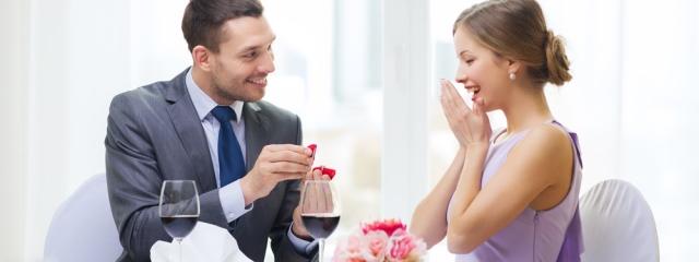 あなたが「電撃結婚」する可能性…
