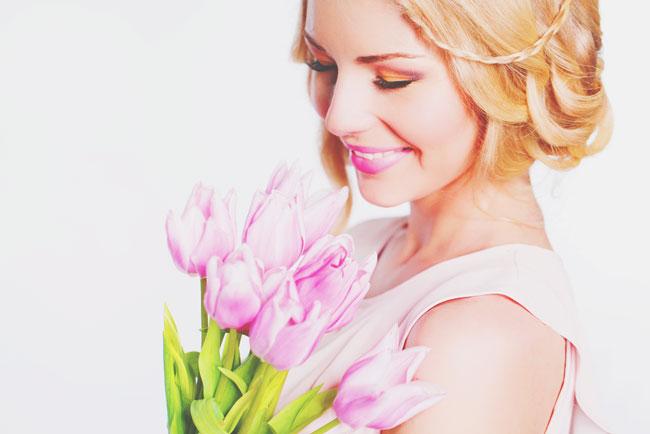 12星座【幸せを呼ぶ春の花】水瓶座はチューリップ、恋する気持ちを高めてくれる!