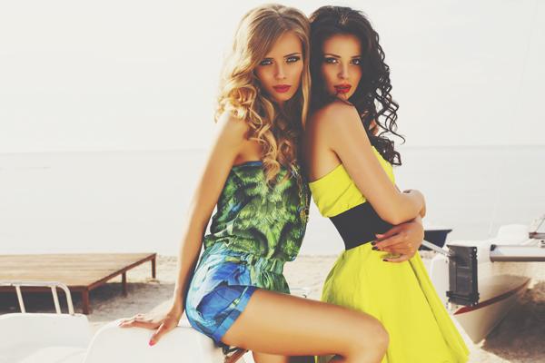 ファッションでわかる相手の性格 明るい色を好む人はこだわりが強いタイプ!