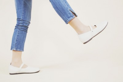 靴の脱ぎ方&減り方でわかる行動力 かかとが減る人は慎重派