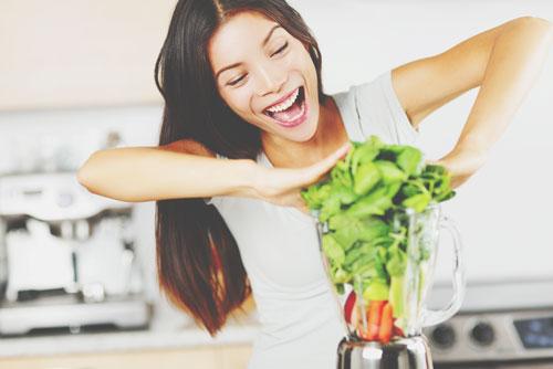 【心理テスト】スムージーに欠かせない食材でわかる、心のデトックス方法