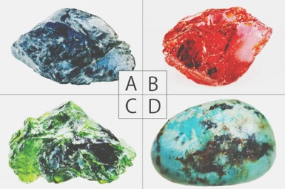 【心理テスト】見つけた宝石の原石はでわかる人生のテーマ