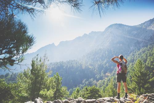 【9月の開運方位】ラッキー方位は「北東」、山の近くに訪れて気持ちを上昇させよう!