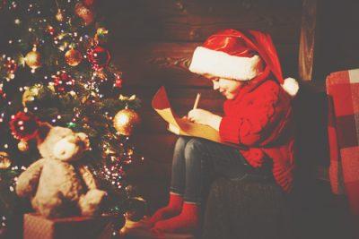 【心理テスト】サンタへの手紙でわかる妻としての姿