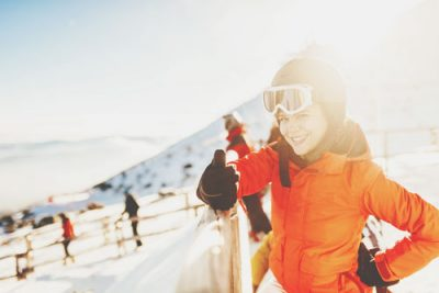 【2月の開運方位】ラッキー方位は「南」、スキー場に行こう!