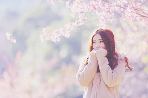 【心理テスト】桜の花びら、どこに落ちた? 答えでわかる恋人との関係に期待していること