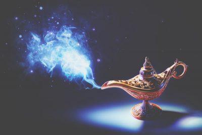 【心理テスト】魔法のランプを手に入れた場所はどこ? 答えでわかる大金を手にするチャンス