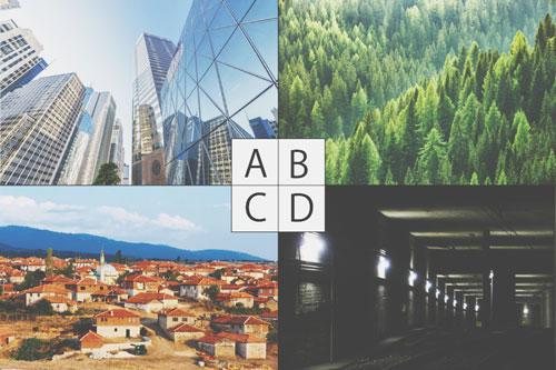 【心理テスト】ビル、田舎、森、トンネル……車窓から見えた風景は? 答えでわかる縁のある異性