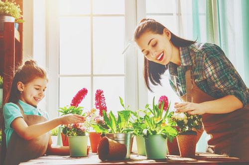 10の質問でわかる【緑の指】診断 あなたは植物を育てる魔法の指を持っている?