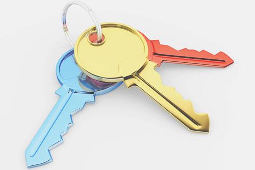 【心理テスト】新しい部屋の鍵は何色? 答えでわかる心がしたいと思っていること