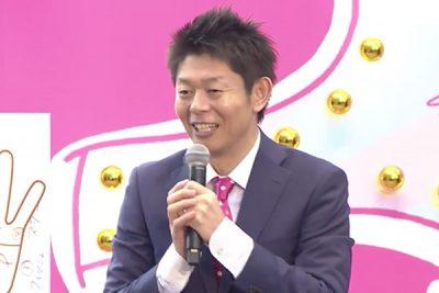【占いフェスレポート】島田秀平が教える! 2018年幸せになれる手相
