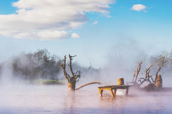 【心理テスト】魔法の温泉、入るならどれ? 答えでわかるあなたの今の生命力