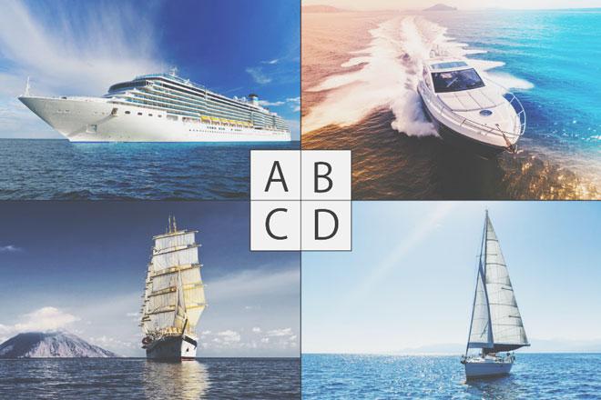 【心理テスト】航海に出発! どの船にする? 答えでわかる新年度に対する意気込み