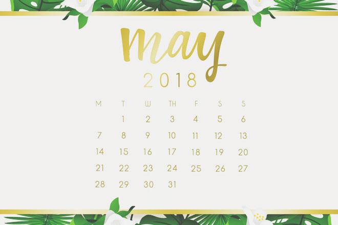 【5月の開運カレンダー】5月12日は水回りの掃除が吉、金運アップが期待できる!