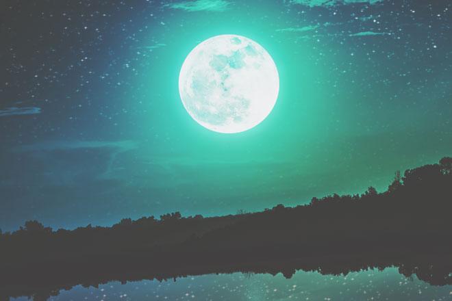 5月29日は射手座のウエサク満月 意志の弱さを手放して、自由な未来を手に入れよう!