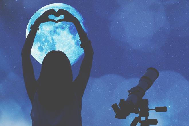 満月の3日前は恋が進展するチャンス! 好きな人を振り向かせる方法