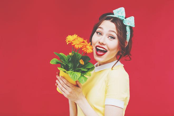【心理テスト】鉢植をもらって最初に何をする? 答えでわかる本当に望んでいること