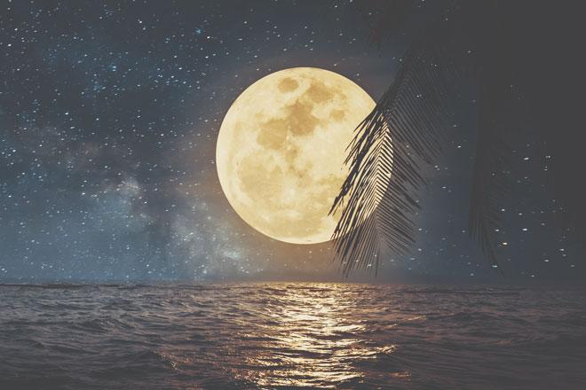 8月26日は魚座の満月 心の重りを手放して、深い癒やしを手に入れよう!
