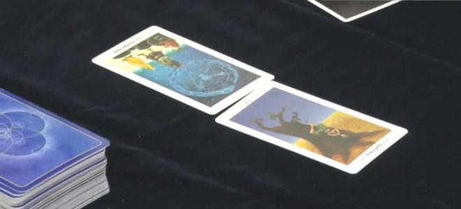 カードは「殻から出られない」「アクションを起こせ」と暗示