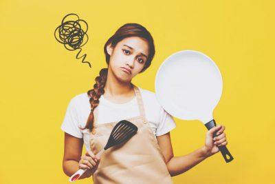 【心理テスト】料理の失敗でわかる、あなたが好きな彼に対してやりがちな失敗
