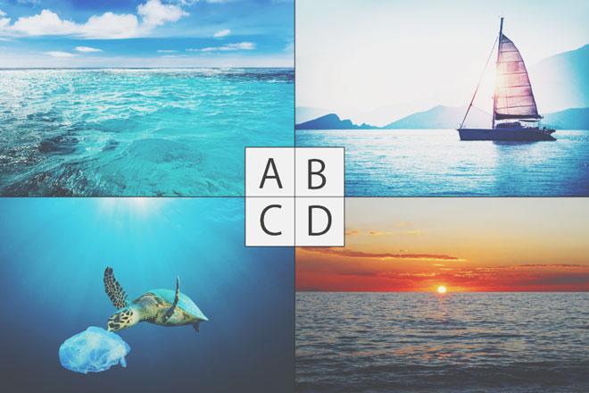 【心理テスト】好きな海でわかる、あなたが望んでいる人生