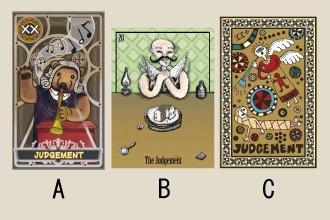 【タロット占い】選んだ「審判」のカードでわかる、あなたの覚悟への助言