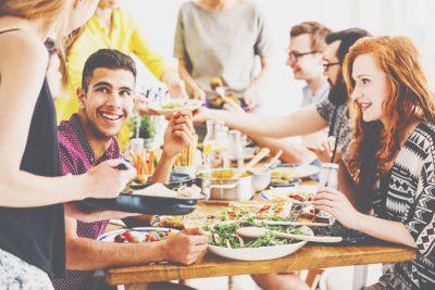 食事のときの癖でわかる、あなたの性格