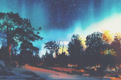【心理テスト】森で出会ったのは妖精or天使、どちら?