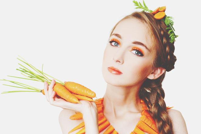 【夢占い】にんじんの夢は色気アップでモテ期到来!? 野菜の夢が暗示すること
