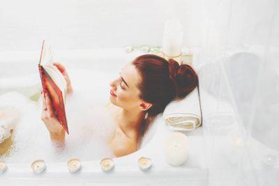 血液型【お風呂】あるある O型は美容タイム、AB型は読書の時間に!