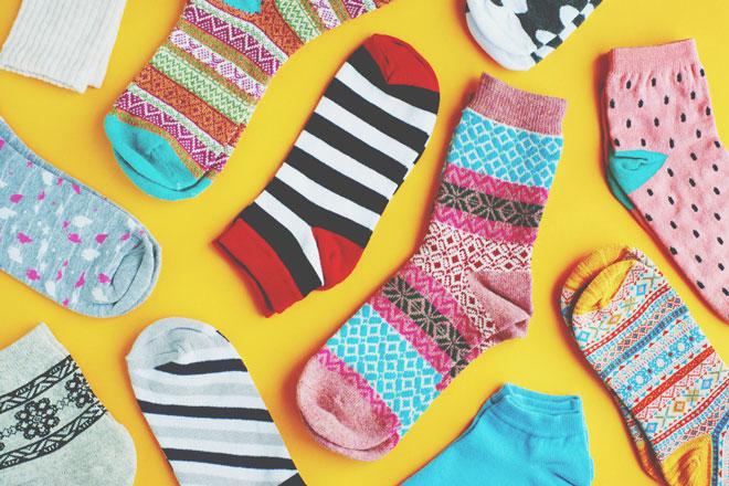 【心理テスト】なくした片方の靴下、どこで発見した? 答えでわかる整理するべきもの