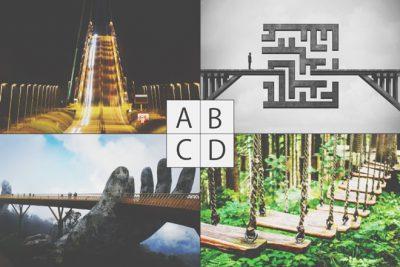 【心理テスト】夢の橋はでわかる困難の乗り越え方