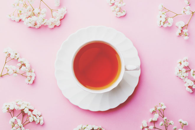 【心理テスト】好きな人を紅茶にたとえると? 答えでわかるあなたにとっての彼という存在