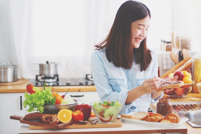 【開運作法/第2回】朝食は「運気アップ3点セット」をしっかり食べてパワーチャージ!