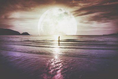 7/17は山羊座の月食満月 悲観主義を手放そう