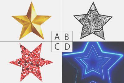 【心理テスト】選んだ星でわかる、あなたの本当の望み