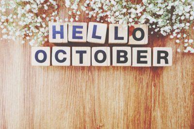 【10月の運勢まとめ】運勢、恋愛運、開運アクションをチェック!