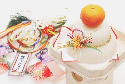 【開運作法/第25回】お正月は鏡もちと生花は必ず飾ろう!