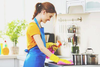 【年末開運大掃除】2020年の運気を左右するキッチンを掃除をして「金の気」を増やそう!