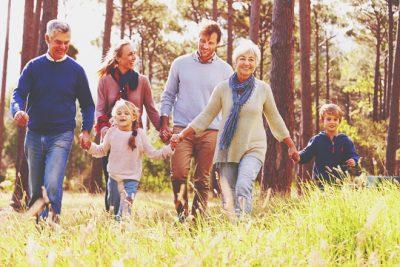 血液型【家族に依存しがち】ランキング O型は「家族一緒で!」が合言葉!?