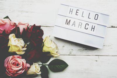 【3月の運勢まとめ】運勢&開運アクションをチェック!