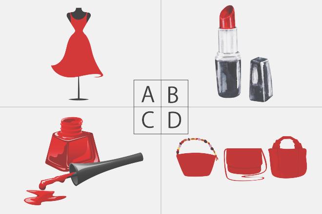 【色×コト占い】「赤」でイメージする恋愛運アップアイテムは? 答えでわかる、あなたがハマる異性