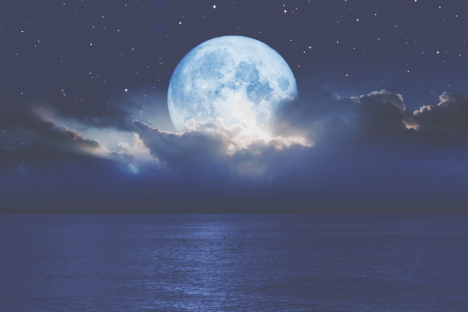 9月2日は魚座の満月 無意識の不安を手放して、夢見る力を手に入れよう!