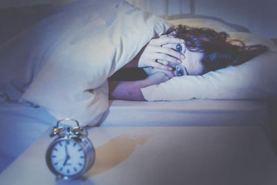 血液型【怖い夢を見たとき】あるある A型は眠れなくなる!