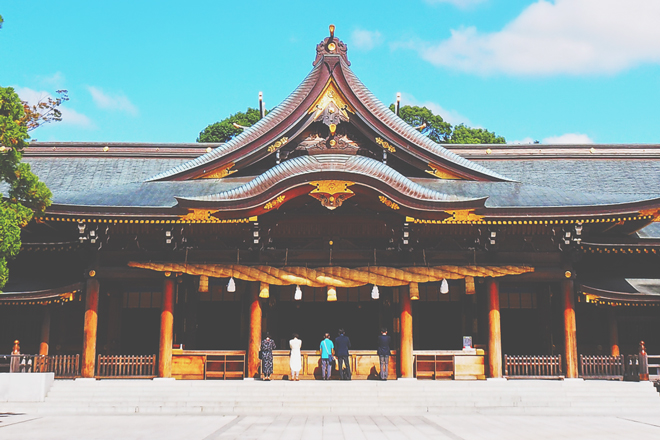2021年パワースポットランキング【人間関係運】『寒川神社』は人間関係をスムーズにしてくれる!