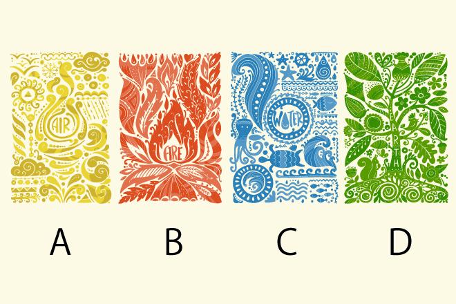 【心理テスト】「魔法の書」の表紙はどれ? 答えでわかる、あなたがなりたいもの